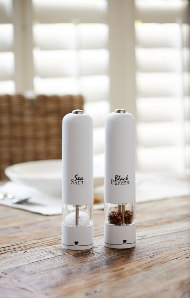 Söl Black Pepper Mill Electric