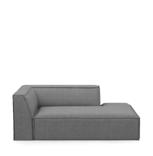 Eckmodulsofa The Jagger mit Chaiselongue Rechts, Washed Cotton