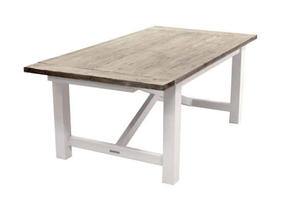 Ocean House Dining Table Edward Classic, Beige Top