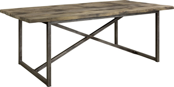 Artwood Axel Esstisch, Recycled Teak/Iron 213x106